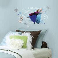 Frost, Med Bogstaver - Vægdekoration