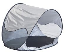 UV Telt - Silver