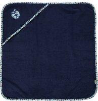 Baby Håndklæde - Navy