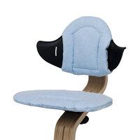 Nomi Highchair Cushion Blue - Pale Blue