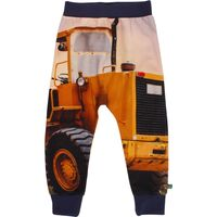 bulldozer photo pants baby