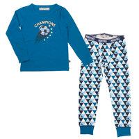 Chen Pyjamas - Turkis 7691
