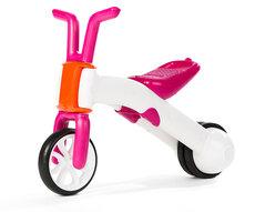 Bunzi 2in1 løbecykel - Pink