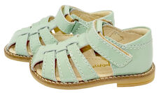 UDGÅET Starter sandal - Dusty Green