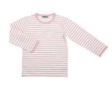 Pyjamas sæt M. Strib - Hvid 100