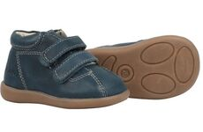 Beginner Shoe - 2 velcro - Navy