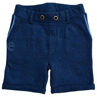 Saros Sweat Chinos - 0281/Sea Blue Neps
