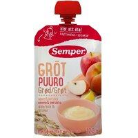 Grød Smoothie - Æble/Fersken
