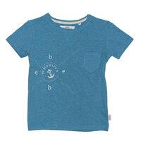 Barnie t-shirt - BLUE DENIM
