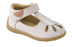 Sandal Med Velcro - Dusty Rose/507