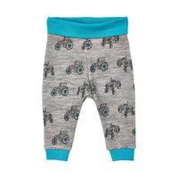 Bukser i Uld  N.O.O.S. - Blå/8475