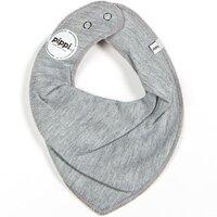 Smæk Tørklæde - Grey Melange/123