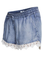 Lilo Shorts - Light Blue Denim