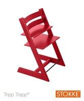 Stokke® Tripp Trapp® Højstol - Red