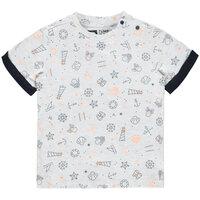 Bourke T-Shirt - Grey Light
