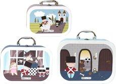 Kuffertsæt 3 stk - Eventyr Dreng