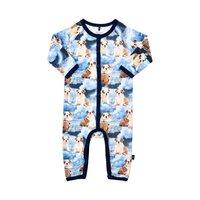 Noel 399 -Suit LS AOP