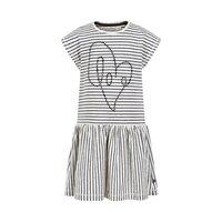 Mia 17 - Dress w. stripes