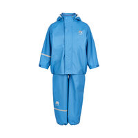 Basic rainwear suit -solid
