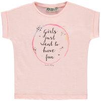 Hawera T-Shirt - Pink Light