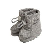 Babystøvler - 15481/Silver Melange