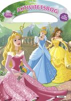 Aktivitetsbog - Prinsesser