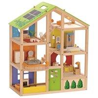 Dukkehus I Træ