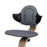 Nomi Highchair Cushion Grey - Dark Grey