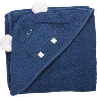 Badehåndklæde m.ansigt