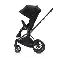 Priam Lux Seat Stardust Black + Sort Stel