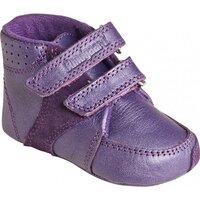 Prewalker Sko Med Velcro - Purple