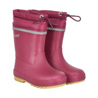 Thermal wellies w.linning