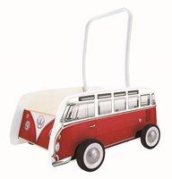 Volkswagen Bus Gåvogn Rød