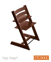 Tripp Trapp stol Walnut Brown