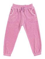 Low-Crotch Pants Basic Velvet