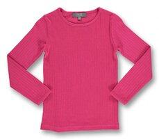 T-shirt L/s Ensf. - Pink/024