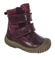 Tex Støvle Med Velcro - Rød