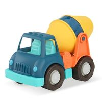 Wonder Wheels Beton Bil