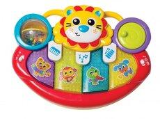 Lion Activity Kick Toy Piano