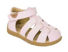 Sandal M. Velcro - Dusty Rose