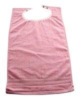 Frotté smæk-tørklæde, Rosa 500