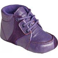 Prewalker Sko Med Snørre - Purple