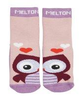 ABS Sock Terrycotton - Owl