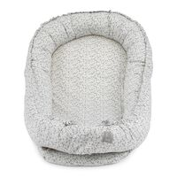 Babynest Teddy, White