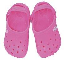 Aqua Sandals - Hot Pink