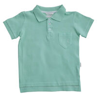 Peter Piké T-Shirt - 0308/Washed Pastel Green