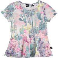 Rinah T-shirt - Delicate Cacti/4533