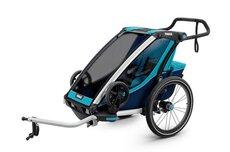 Multisport Trailer Thule Chariot Cross - Thule Blue/Poseidon