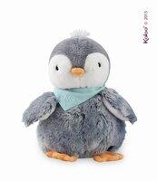 Pingvin 25 cm - Grå