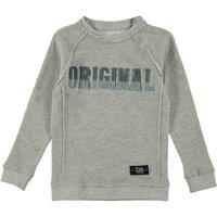 Marnix Sweatshirt - Snow Melange/1058